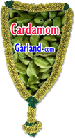 Best Rich Cardamom Garland